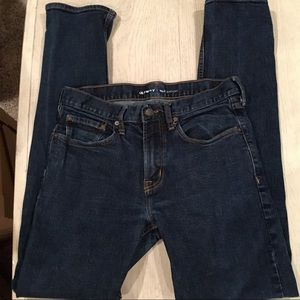 Old Navy ROCKSTAR mid-rise Size 4 Tall long